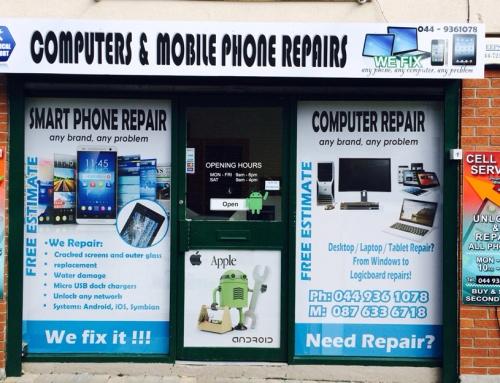 Computer & Mobile Phone Repairs